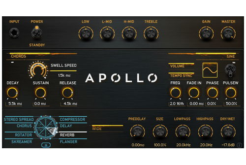 Supporting image for Apollo: Cinematic Guitars