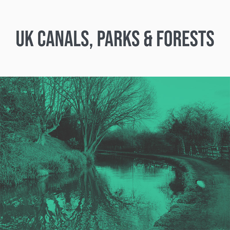 UK Canals, Parks & Forests
