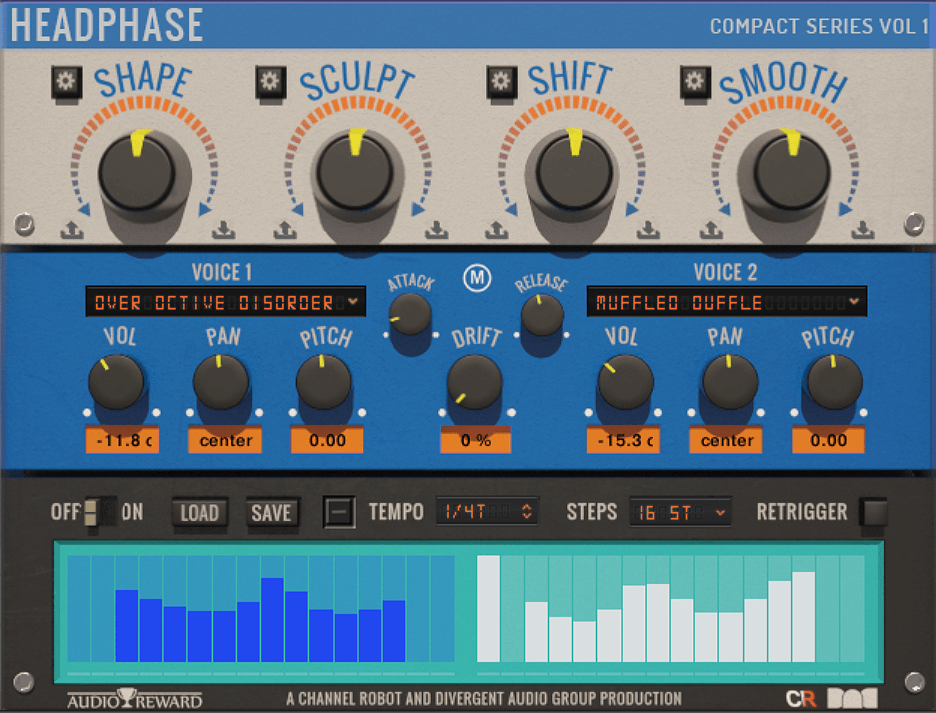 Supporting image for Headphase V2