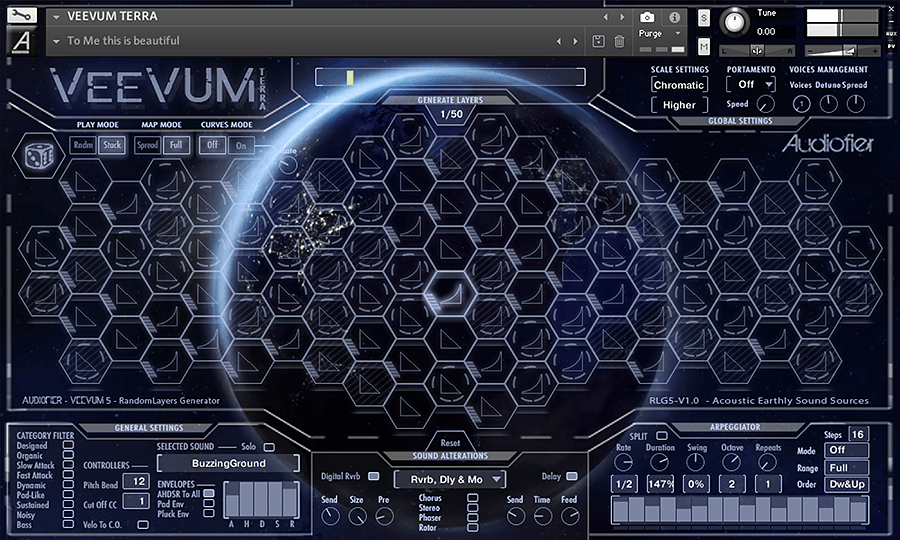 Supporting image for Veevum 5 - Terra