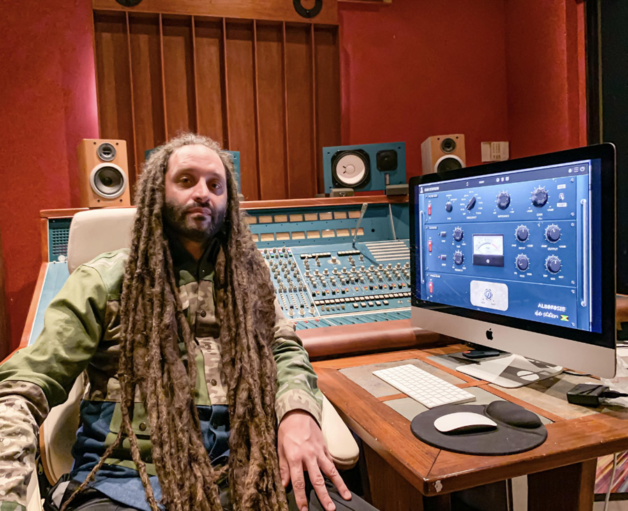 Supporting image for Alborosie Dub Station