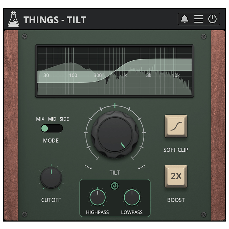 Things: Tilt