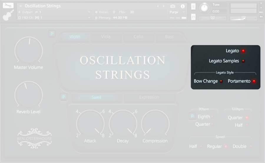 Supporting image for Oscillation Strings