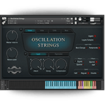 Oscillation Strings