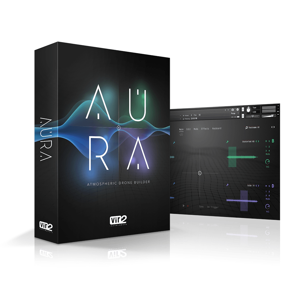 Aura: Atmospheric Drone Builder