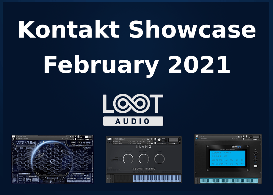 Kontakt Product Showcase