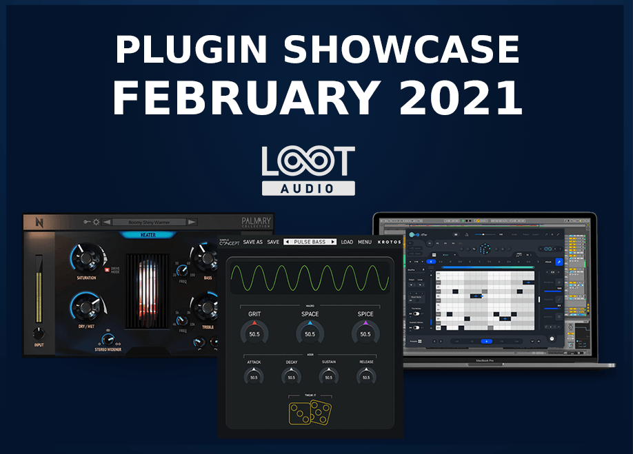 Plugin Product Showcase February
