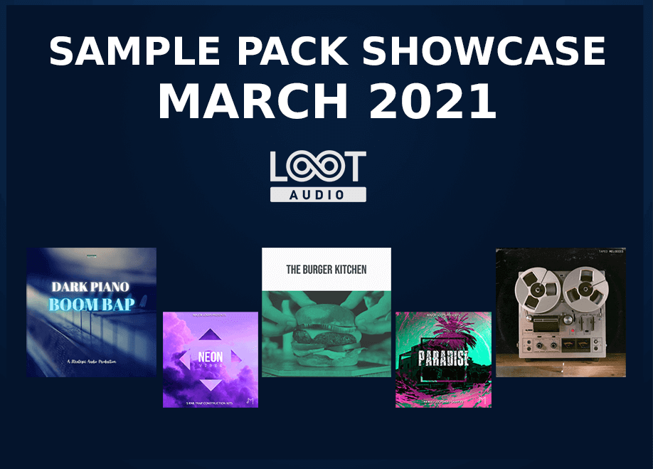 Sample Pack Product Showcase