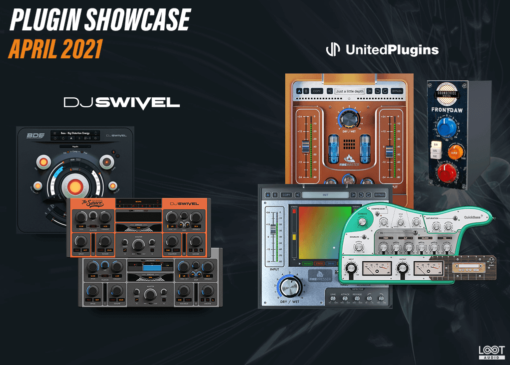 Plugin Showcase April 2021