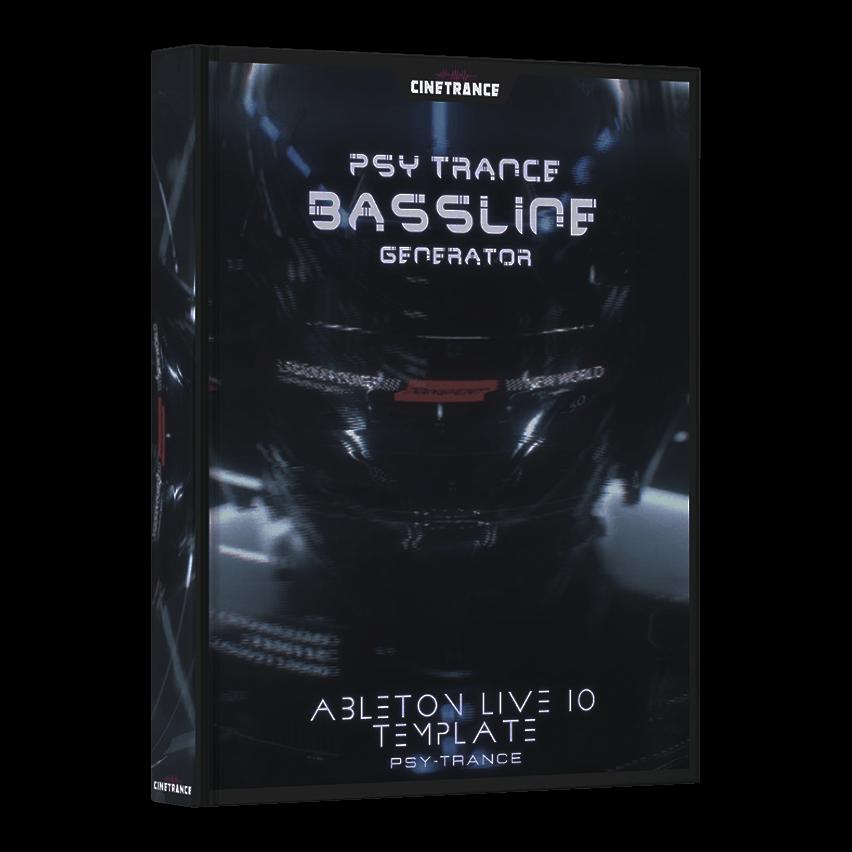 Psy-Trance Bassline Generator Vol.1