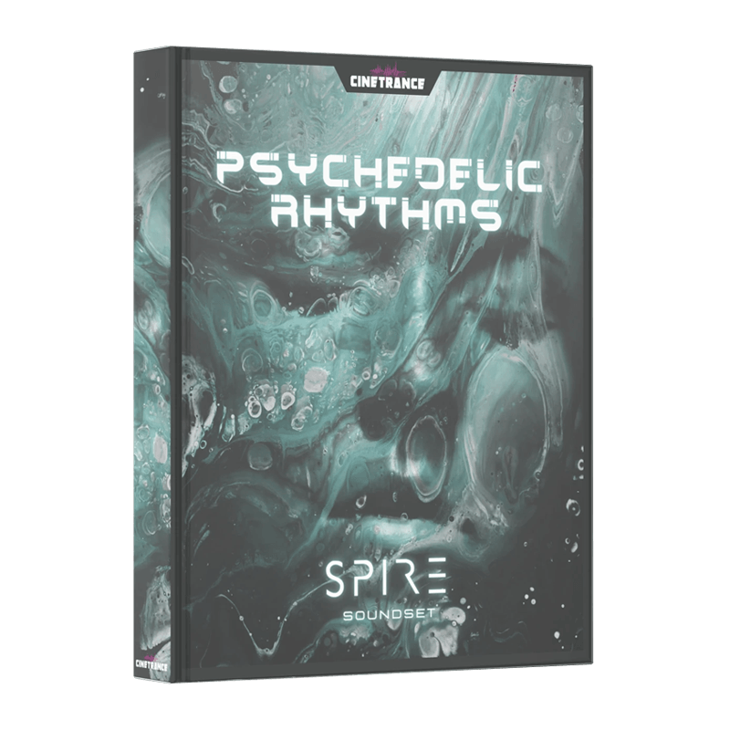 Psychedelic Rhythms for Spire