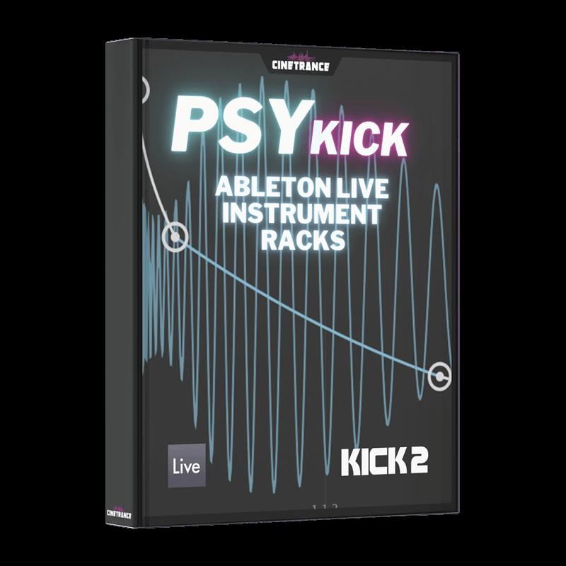 PsyKick - Ableton