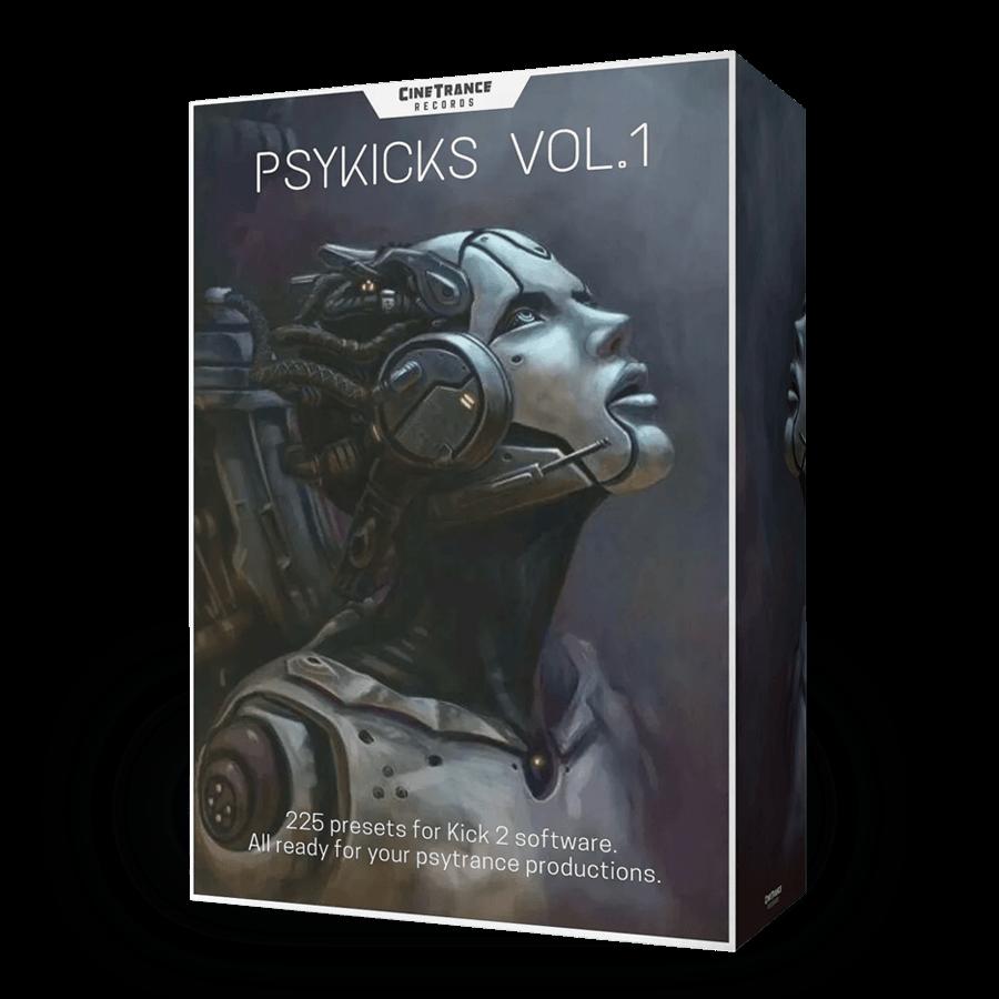 PsyKicks Vol.1 for KICK2