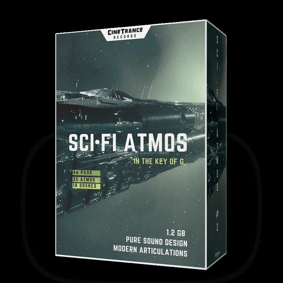 Sci-Fi Atmos Vol.2