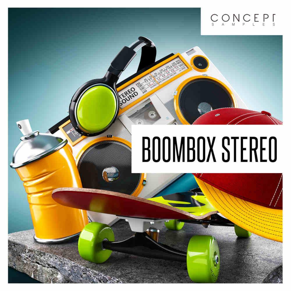 Boombox Stereo