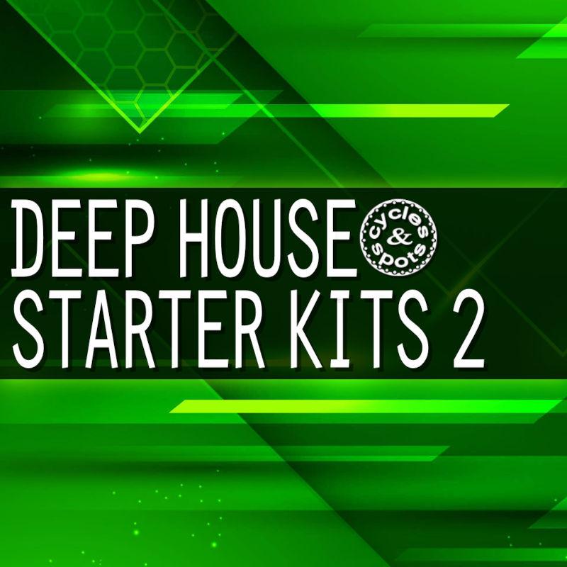 Deep House starter kits 2