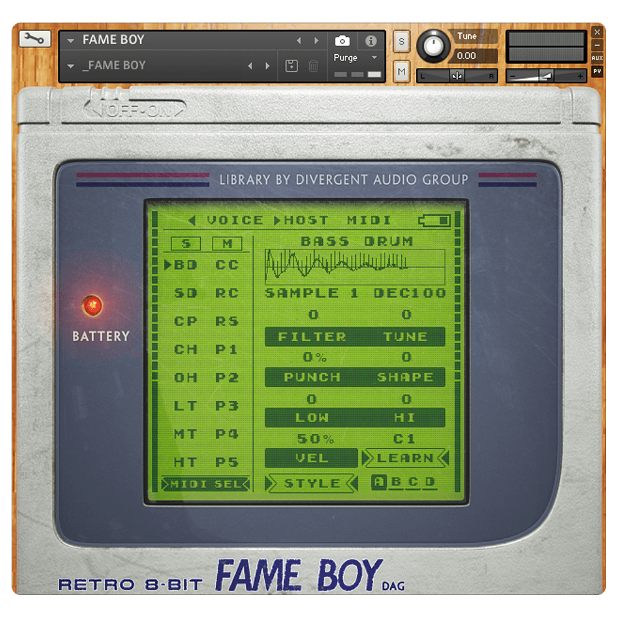 Fameboy