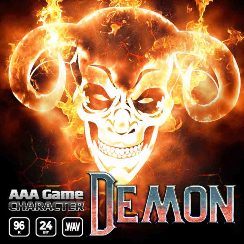 AAA Game Character Demon
