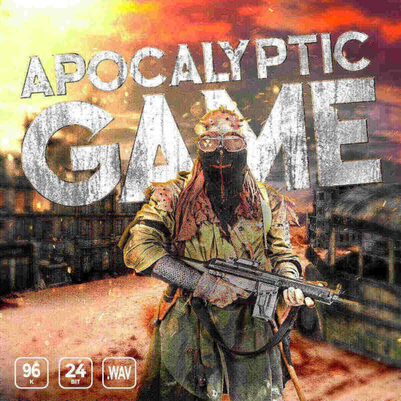 Apocalyptic Game – Crafting & User Interface Sound Effects