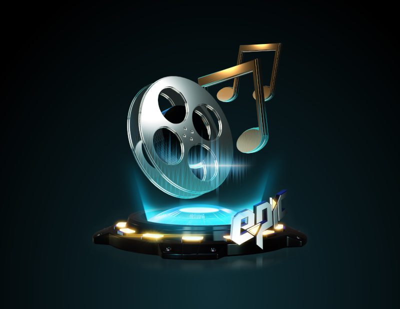 Commercial Music - Production Music Library