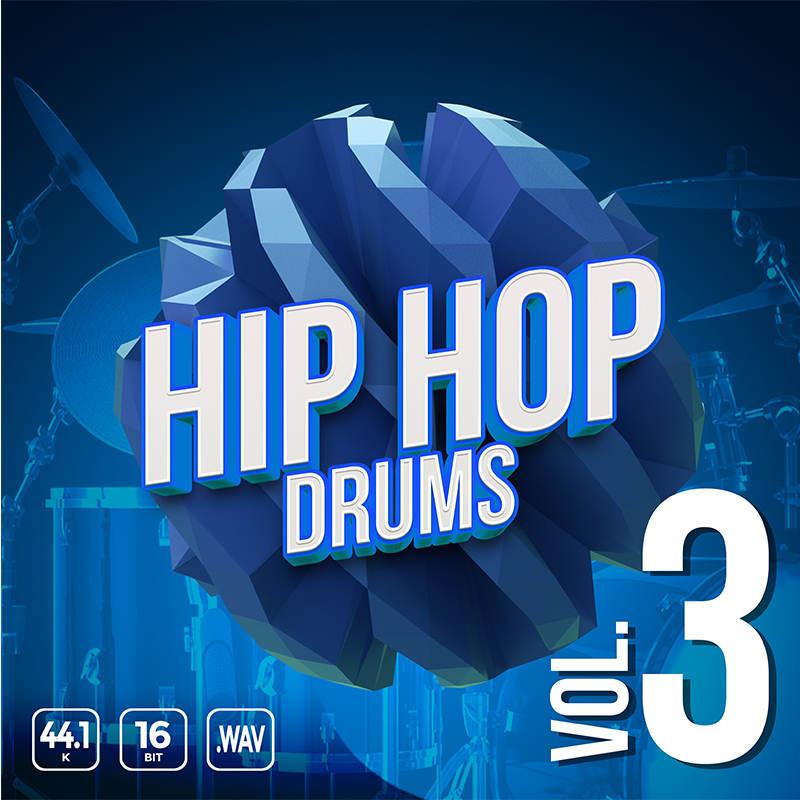Iconic Hip Hop Drums Vol. 3