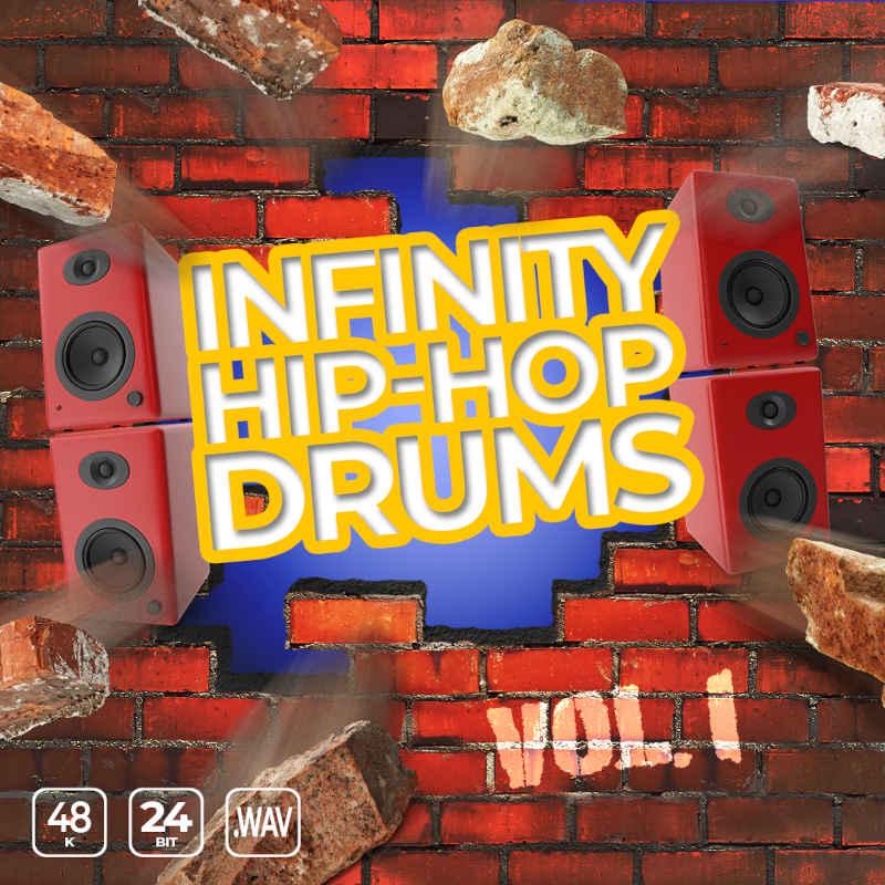 Infinity Hip Hop Drums Vol 1