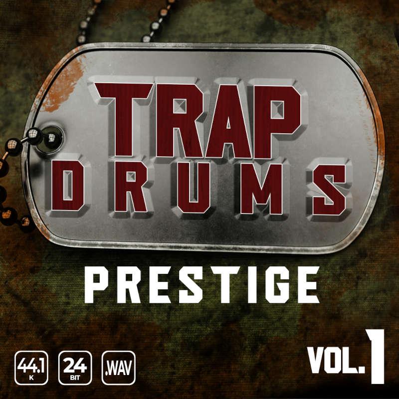 Trap Drums: Prestige Vol. 1