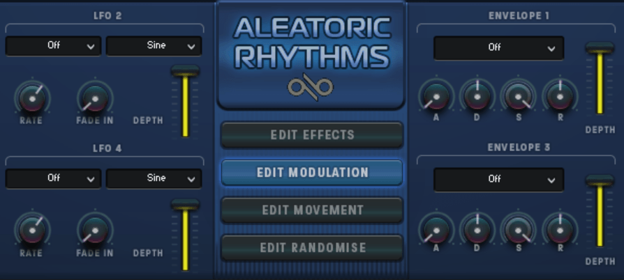 Supporting image for Aleatoric Rhythms