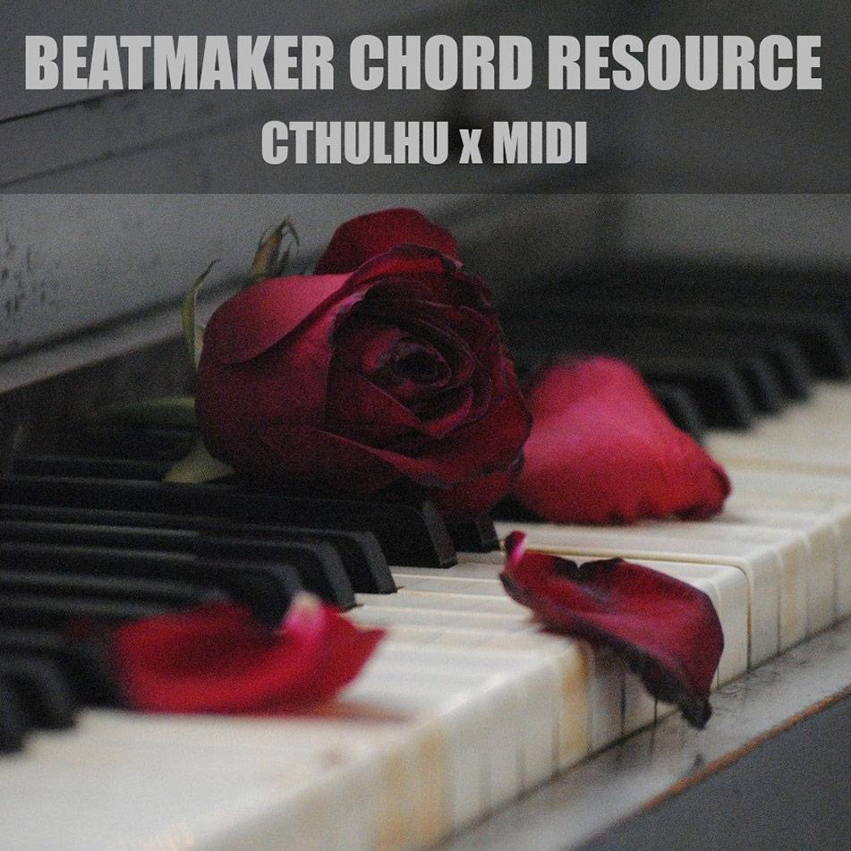 Beatmaker Chord Resource