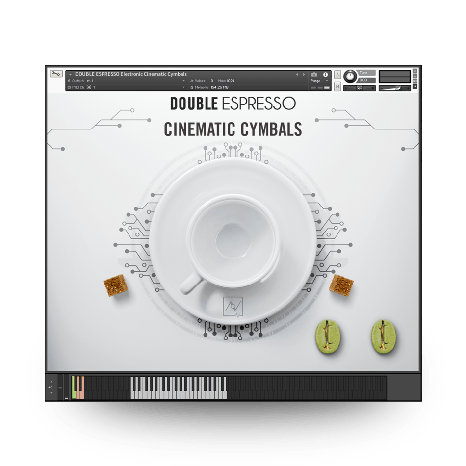 Supporting image for Cinematic Cymbals Bundle