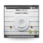 Cinematic Cymbals: Acoustic - Double Espresso