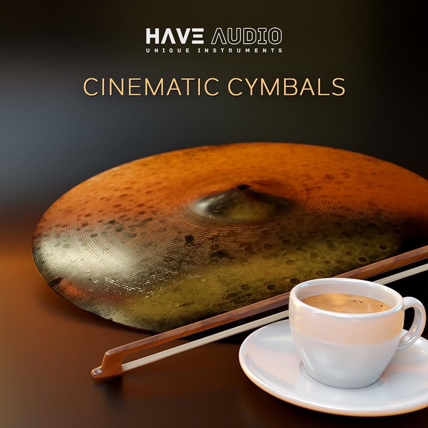 Cinematic Cymbals Bundle