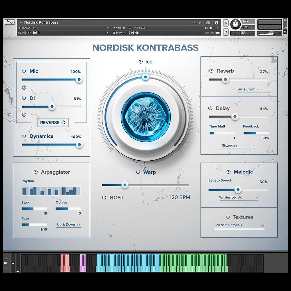 Nordisk Kontrabass