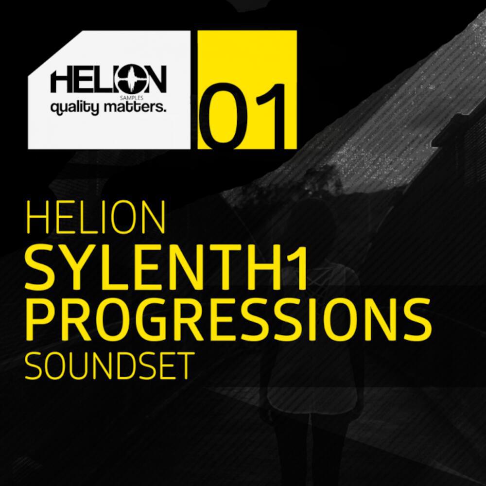 Sylenth1 Progressions Volume 1