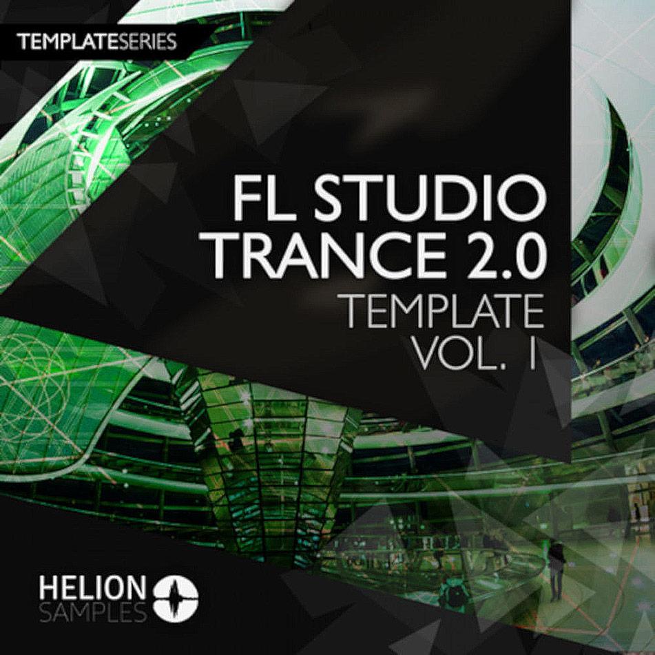 Trance 2.0 Template for FL Studio Volume 1