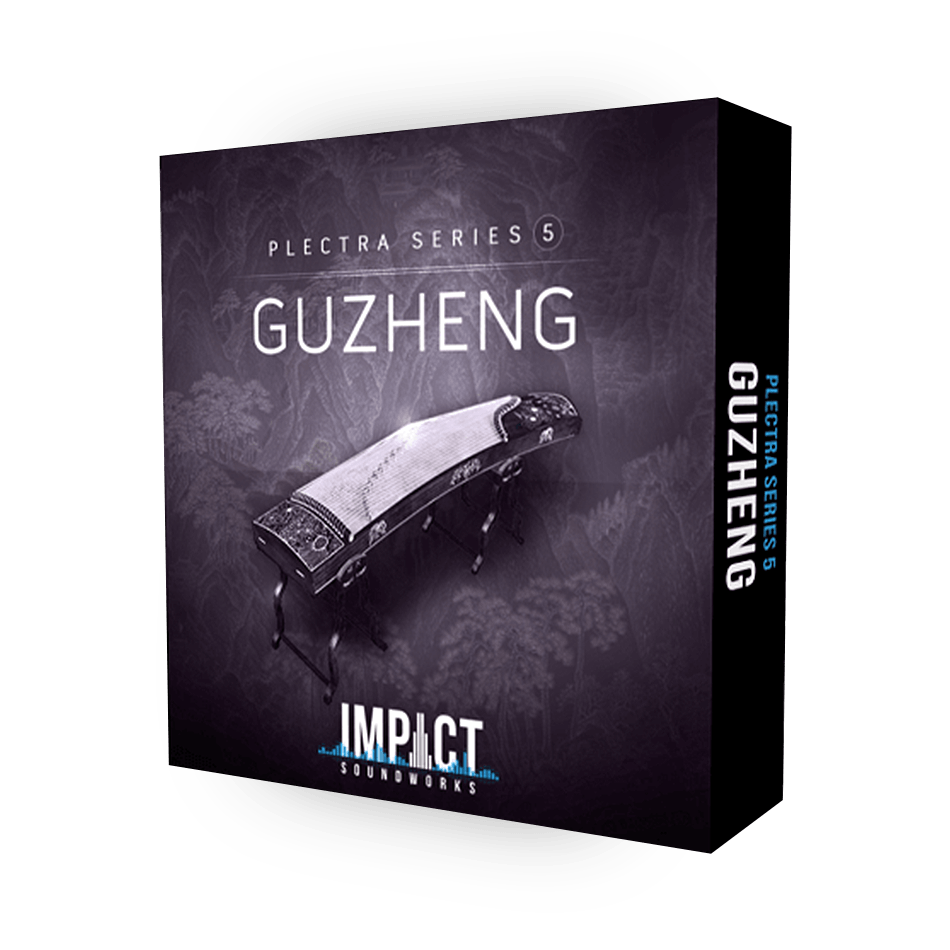 Plectra Series 5: Guzheng