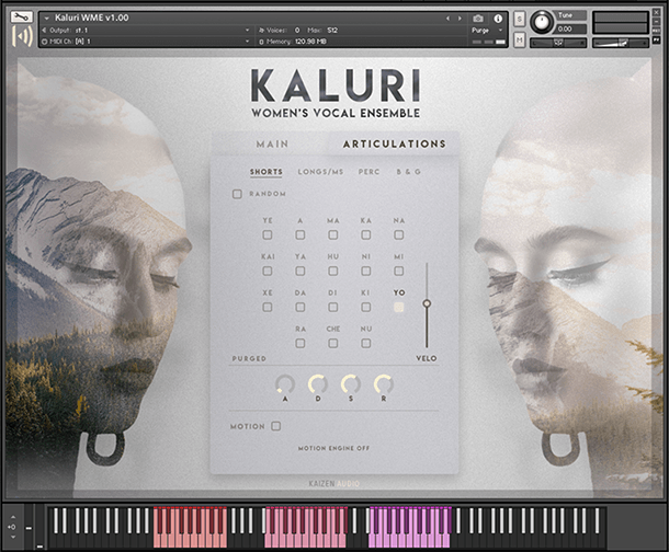 Supporting image for Kaluri Women's Vocal Ensemble