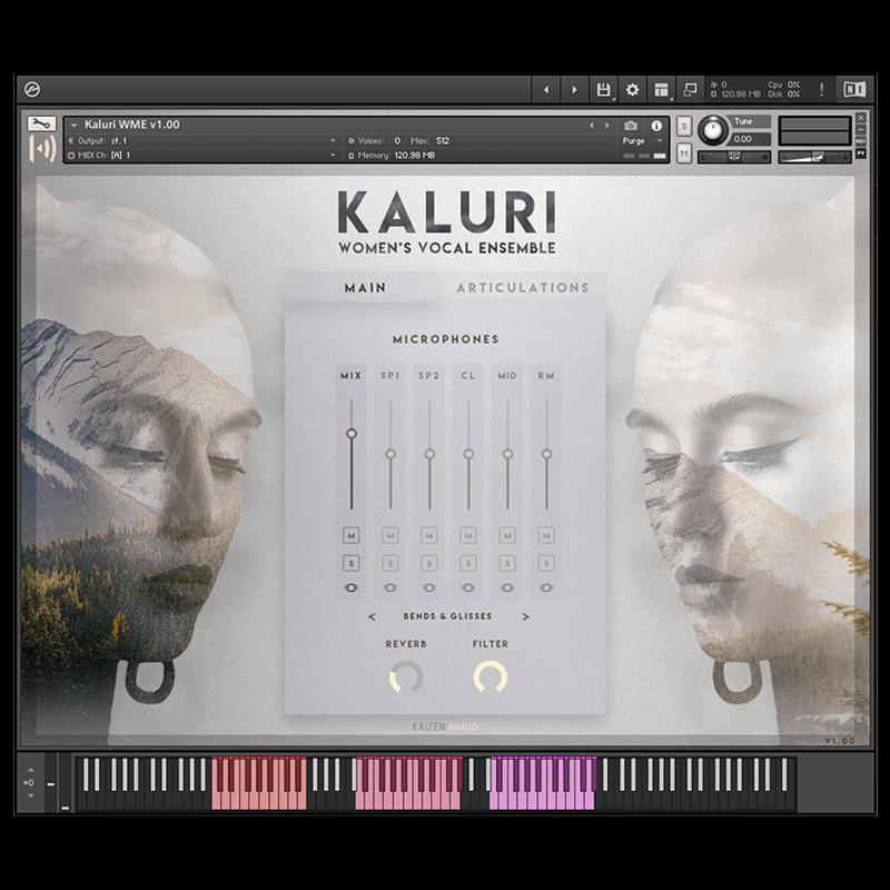 Kaluri Women's Vocal Ensemble