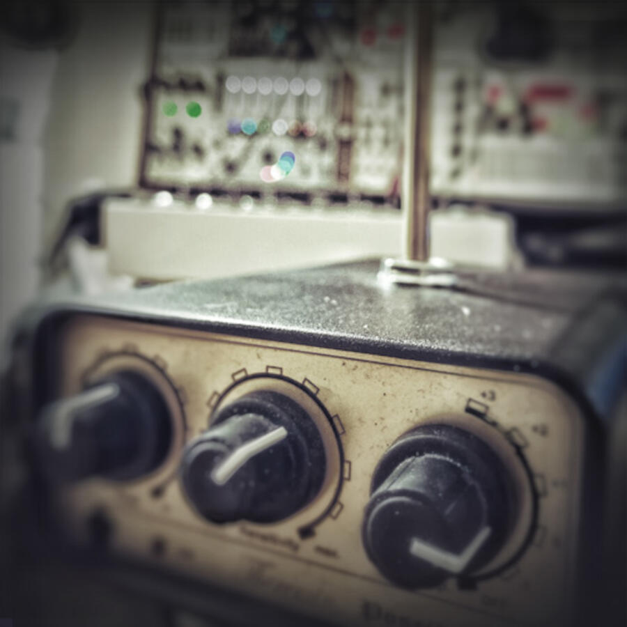 Vintage Synth: Aetherophone