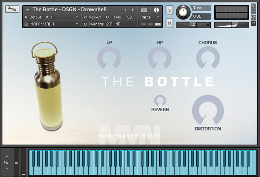 Supporting image for The Bottle
