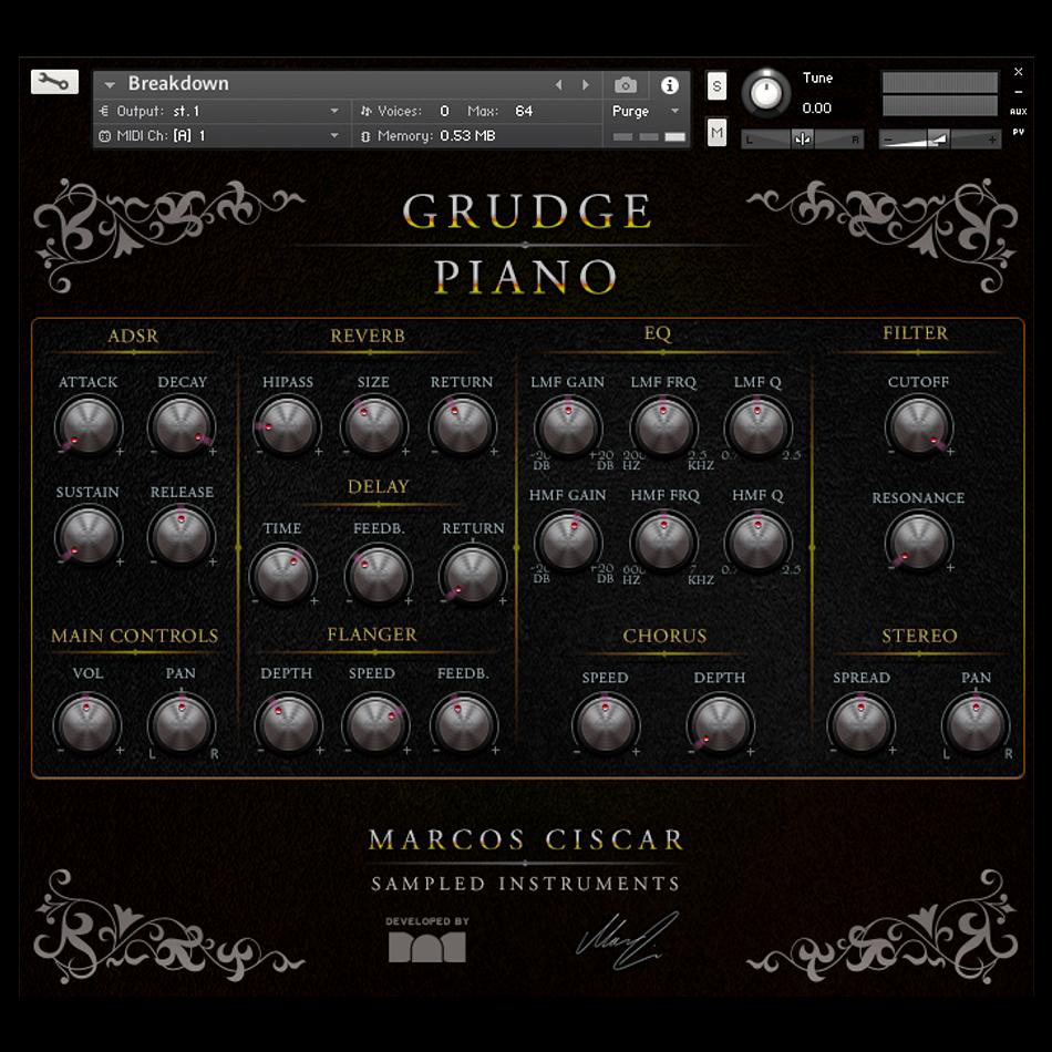 Grudge Piano