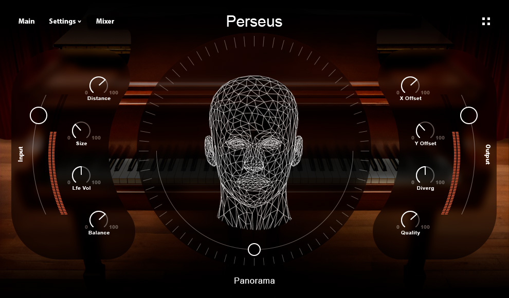 Supporting image for PA Perseus