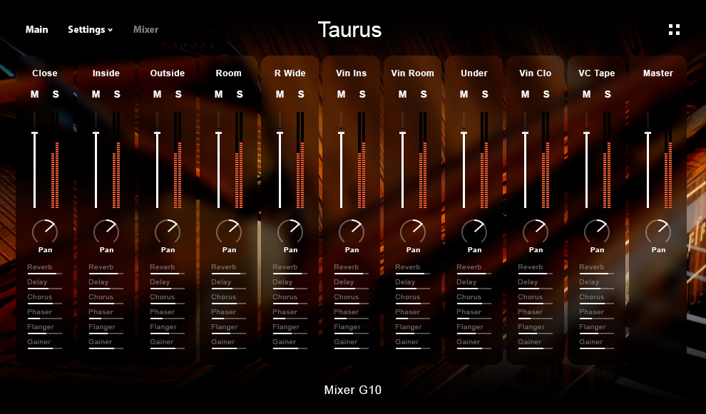 Supporting image for PA Taurus
