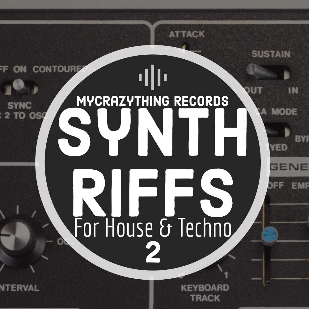 Synth Riffs for House & Techno 2