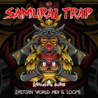 Samurai Trap MIDI Pack