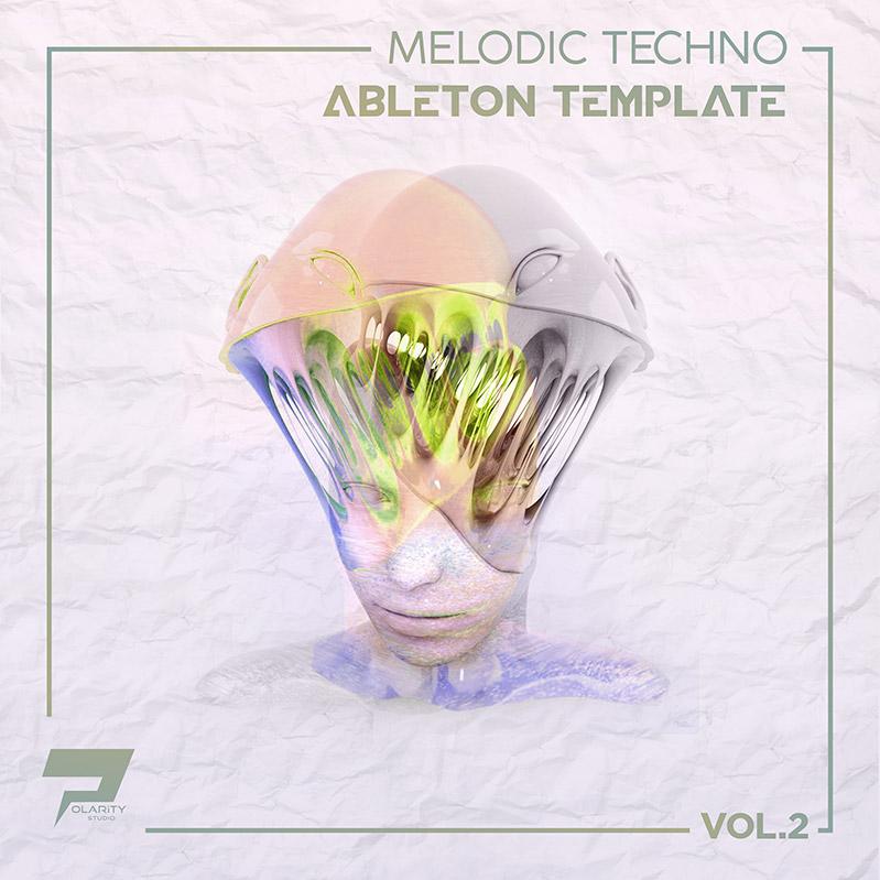 Melodic Techno Ableton Template Vol.2
