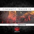 Cinematic Trailer FX Volume 1: Impacts