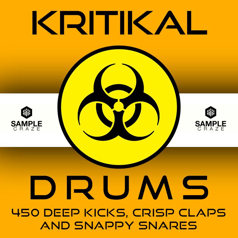 Kritikal Drums