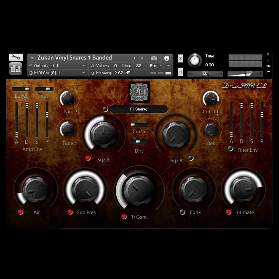 DruMM Elements - Snares