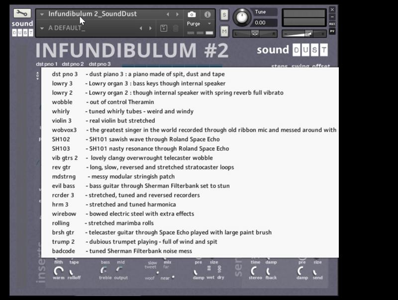 Supporting image for Infundibulum 2